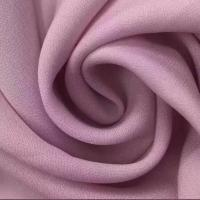 100% Polyester 75D*75D Diamond Hemp Style Plain Dyed Cloth Material Fabric/Chiffon Crepe Fabric Manufactures