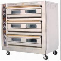 27KW / 3~380V Luxury Electric Baking Oven For Bread Shop , 1655x770x1540mm Manufactures