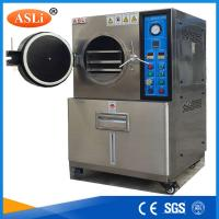 high temperature, high pressure, high humidity  accelerate the aging test chamber Manufactures