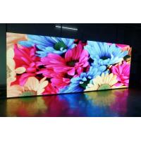 HD Wall Video Truck / Car / Van Mobile LED Display Cabinet Advertising P8 Manufactures