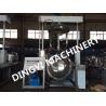 380V Stainless Steel Vacuum Emulsifier Homogenizer Steam Heating High Shear Mixer Manufactures