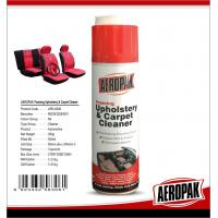 Automotive All Purpose Foam Cleaner For Carpet Mats / Fabric Seat Covers Manufactures