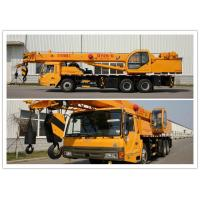 Faw Truck Mounted Hydraulic Crane 29870kg Whole Weight 0 - 4500m Altitude Manufactures
