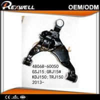 Buy cheap Car Front Suspension Parts Lower Control Arm For Land Cruiser KDJ150 48068-60050 from wholesalers