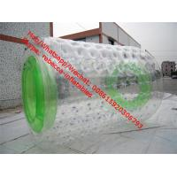 inflatable water roller with 1.0mm PVC or TPU , Fluorescence inflatable roller Manufactures