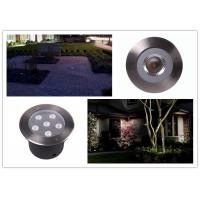 SS316 Front Cover LED Underground Light Floor Buried Light 3 Years Warranty Manufactures