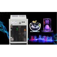 Quality 4000HZ 3D Crystal Laser Inner Engraving Machine 220,000 dots / Minute Speed for sale