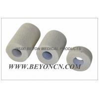 Athletes Protection During Games Elastic Adhesive Bandage / Tearable EAB Manufactures