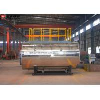 Safe Operate Fire Tube Steam Boiler Automatic Control System SGS Certification