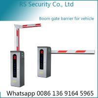 Quality Automatic Vehicle Parking Boom Barrier Gate With Smart Control System for sale