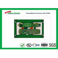 Immersion Gold Rigid-Flexible PCB Green 8 Layer PCB Circuit Board Manufactures