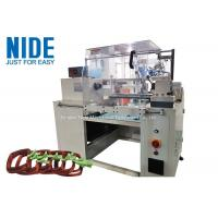 Generator Motor Coil Winder Machine / Air Coil Winding Machine With Middle Size Manufactures