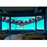P2.5 Indoor Full Color LED Display 1000 Nits Brightness High Resolution For Hotel Manufactures