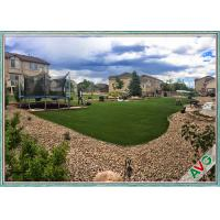 UV Resistant Sports Golf Synthetic Grass For Outdoor Backyard Landscaping Manufactures