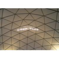Durable Steel Q235 Arch Roof Sport Outdoor Dome Tent For Outdoor Wedding Party And Event Manufactures