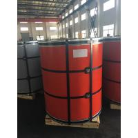 ASTM Standard Wrinkle / Matte Prepainted Steel Coils for Construction and Roofing Tiles Manufactures