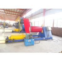 Manual Uncoiler Roll Forming Production Line , Sheet Metal Bending Tools Manufactures
