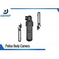 360 Degree Rotation Police Body Worn Video Camera With Night Vision Manufactures