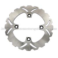 230mm Motorcycle Brake Disc Aftermarket Brake Kits Kawasaki ZX 12R ZZR 400  304 Steel Manufactures