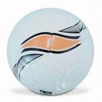 PU Laminated Soccer with High-quality and Outstanding Durability, Waterproof Manufactures