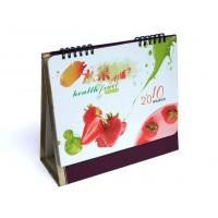 Quality Desktop Customized Calendar Printing Service in CMYK or PMS Color for advertising for sale