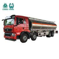 China High Density Fuel Tank Semi Trailer For Oil Station Good Antui Static Performance on sale