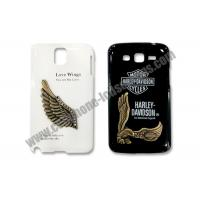Quality Black / White TPU Cell Phone Protective Cases Durable For Samsung S3 / Note 3 for sale