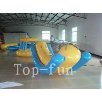 Outdoor Summer Water Games inflatable Water Park Game For Kids And Adults Manufactures