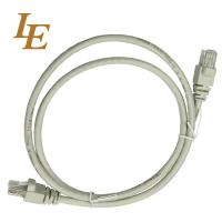 China Maximum Flexibility Network Patch Cord With Solid Connector Long - Term Usage on sale