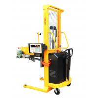 500Kg Load Multi-function Electronic Balance Electric Forklift Drum Lifter Manufactures