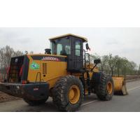 EPA Engine Compact Wheel Loader High Tensile Unitary Frame Structured Manufactures