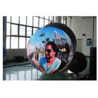 High Resolution Ball LED Display Advertising Indoor Led Screens Rental Stage Manufactures