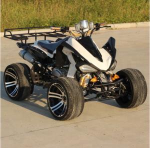4 wheels Zongshen spy ATV 250CC utility quad bikes Model Number: SH218 for sale Manufactures