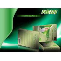 Meizi Belly Weight Loss Slimming Patches Get Rid of Phlegm Dampness Manufactures