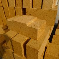 55% Alumina Kiln Refractory Bricks Red Heat proof and Thermal Shock Resistance Manufactures