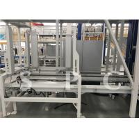 Pneumatic Pop Empty Can Depalletizer For Can Drink Production Line