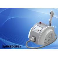 Laser IPL Hair Removal Machine for Women Beauty 10 - 60J/cm Energy Density Manufactures