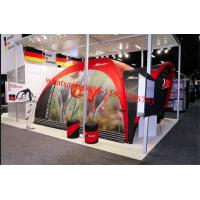 Pop-up tent  advertising for exhibitions , inflatable event tents , inflatable marquee Manufactures