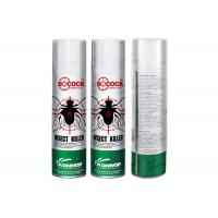 Buy cheap Non Toxic Mosquito Repellent 750ml Alcohol-Based Insecticide Spray from wholesalers