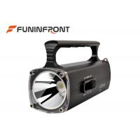 CREE Handheld Outdoor LED Flood Lights , Underwater Diving Torch Light Manufactures