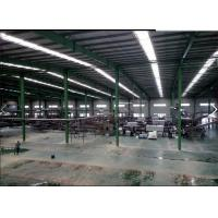 1 Floor Industrial Steel Structures , H Beams Steel Clad Buildings Manufactures