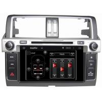 Ouchuangbo Car Radio GPS Navigation Stereo Android 4.4 System for Toyota Prado 2014 DVD Multimedia Kit OCB-8022D Manufactures
