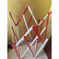 Protecting Construction Metal Fence Accessories Folding Metal Traffic Barrier Manufactures