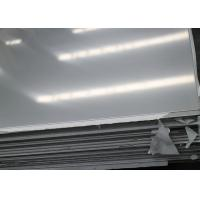 AISI 304 Mirror Stainless Steel Sheet , Cold Rolled Stainless Steel Plate Manufactures