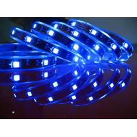 Blue / 120 degree / 1.2A 5050 SMD led strip light for advertisement sign lighting Manufactures