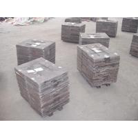 Cement Plant Iron Ni Hard Liners Castings Ni-Cr4-630 HRC56 Hardness Manufactures
