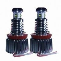 BMW E92 LED Angel Eye Bulbs Replacement 40 Watt Heat-resistant Manufactures