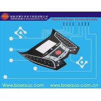 Push Button Waterproof Membrane Switch , Professional Touch Screen Membrane Manufactures