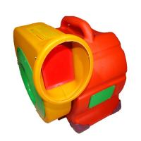 Large Toys Inflatable Bounce House Blower , Inflatable Slide Blower FQM-2325/1825W Manufactures