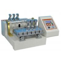 JIS 1/4HP Leather Testing Equipment With 6 Station Manufactures